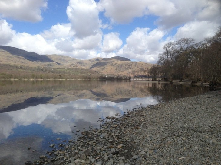 Your Britain – Coniston Water On A Calm Day by Shaun Hickey