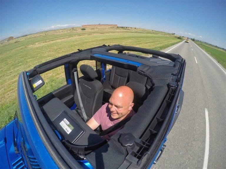 Miles of Fun at Camp Jeep – Bassella