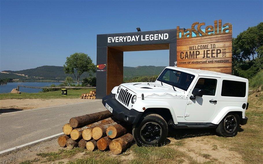 Miles of Fun at Camp Jeep - Bassella