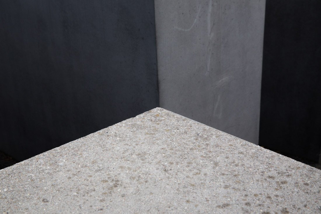 jewish-memorial-5 Berlin Minimal – The Memorial to The Murdered Jews of Europe