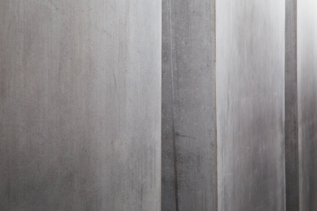 jewish-memorial Berlin Minimal – The Memorial to The Murdered Jews of Europe