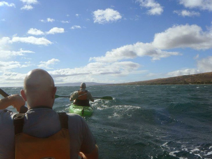 kayak2 Molokai   A Peaceful Isle With Ocean Adventure