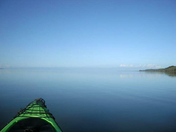 kayak4 Molokai   A Peaceful Isle With Ocean Adventure