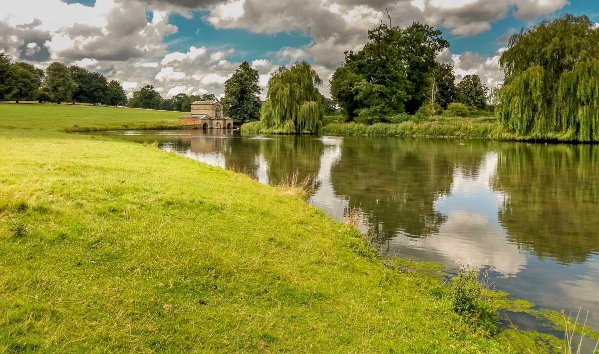 kedleston-10 Kedleston Hall – Parkland Walks and Lakeside Views