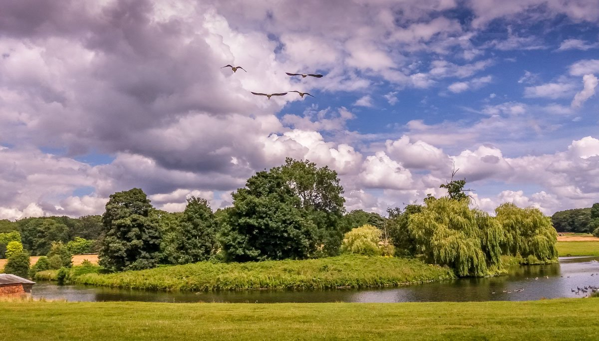 kedleston-12 Kedleston Hall – Parkland Walks and Lakeside Views