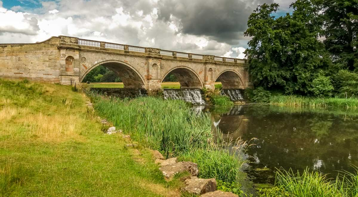 kedleston-9 Kedleston Hall – Parkland Walks and Lakeside Views