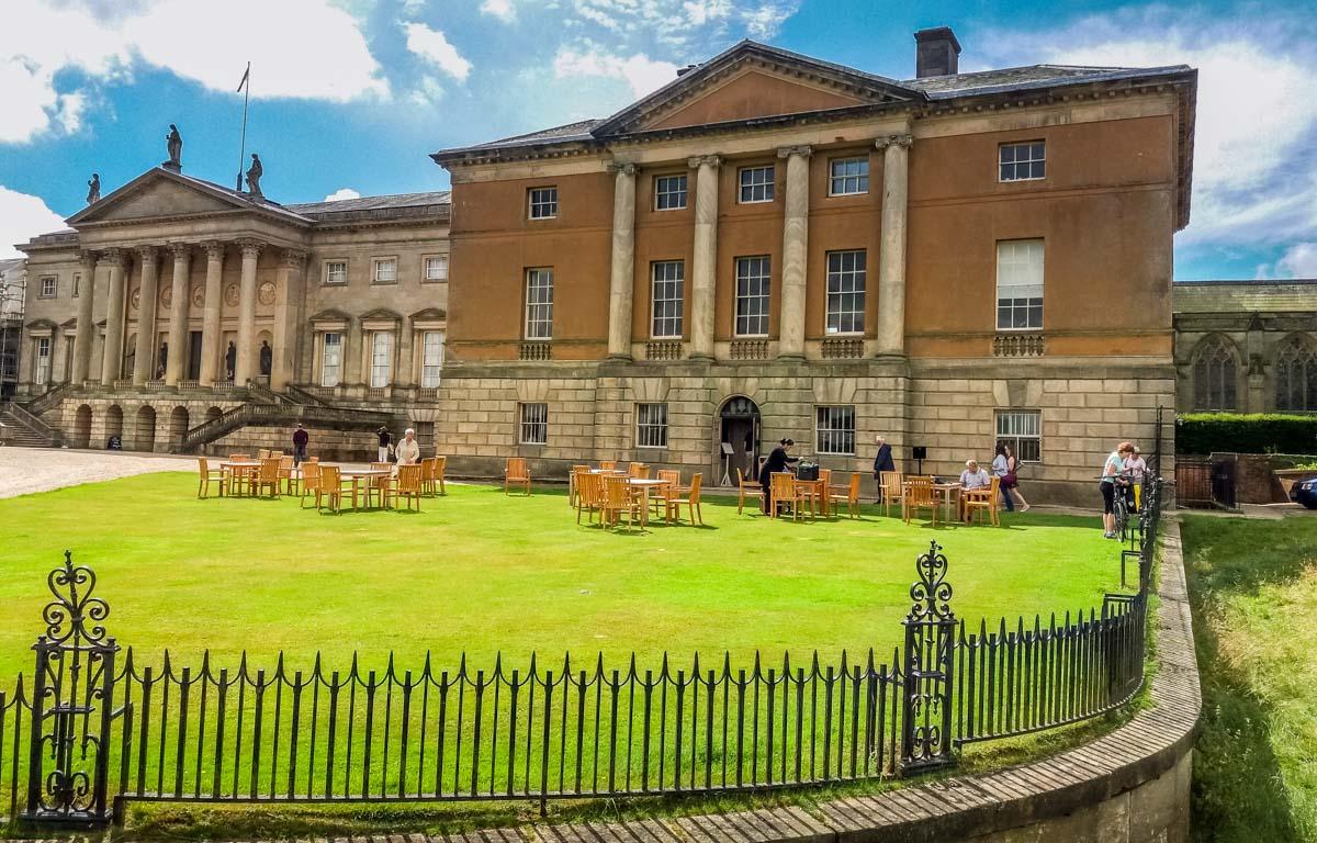 kedleston Kedleston Hall – Parkland Walks and Lakeside Views