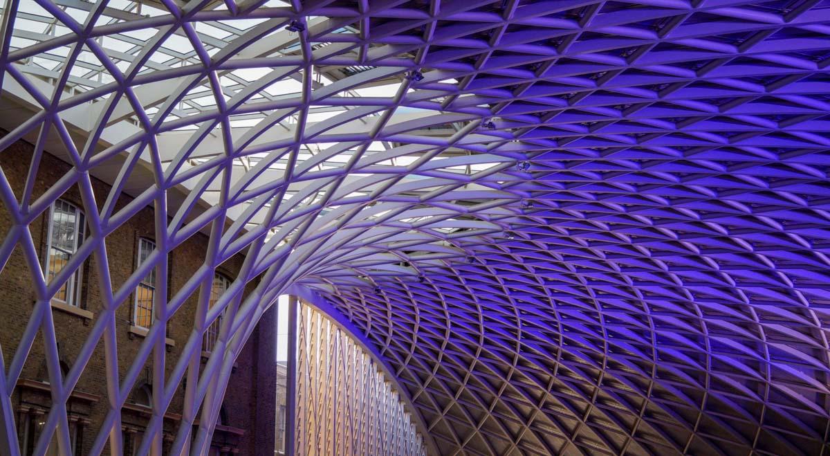 King's Cross Station tubes