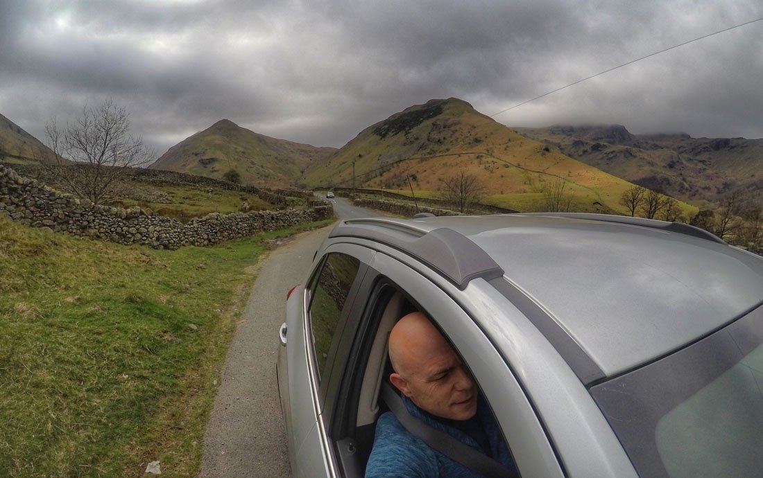 kirkstone-pass Over Kirkstone Pass in the Vauxhall Mokka X