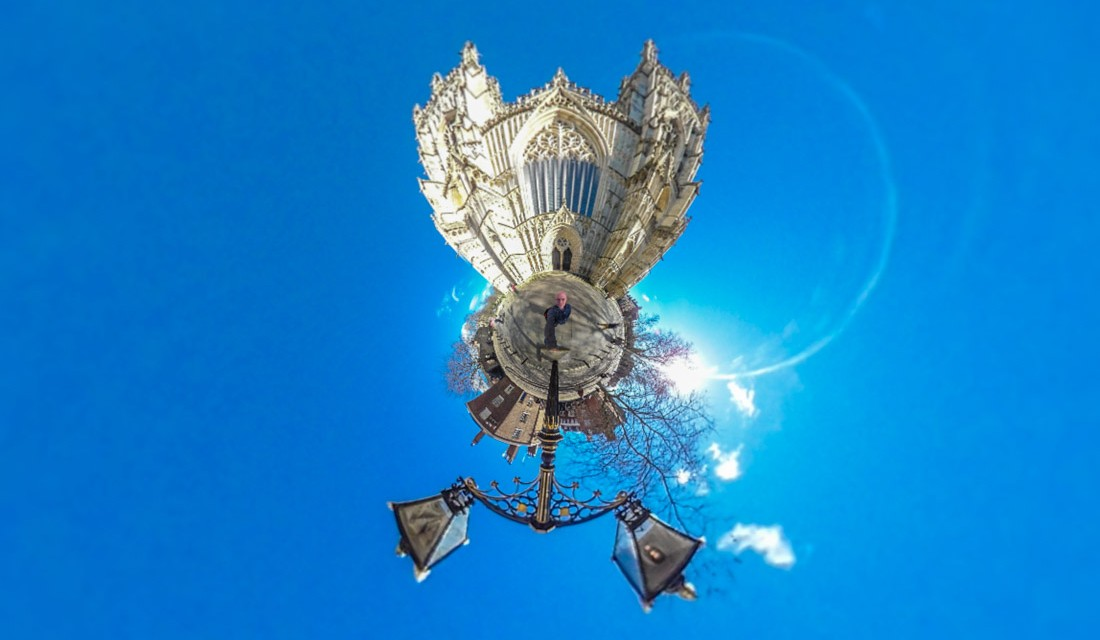 360 Degrees of York with The Kodak Pixpro SP360 4K Duo