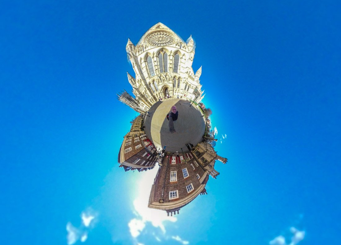 kodak-360-4 360 Degrees of York with The Kodak Pixpro SP360 4K Duo