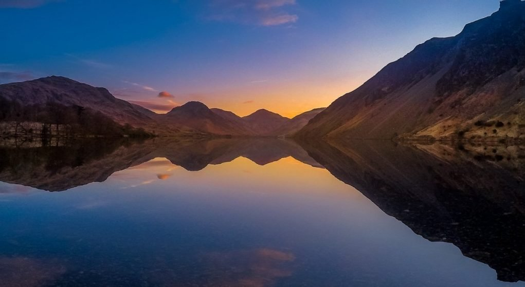 Wasdale - Drama and Beauty In The Lake District