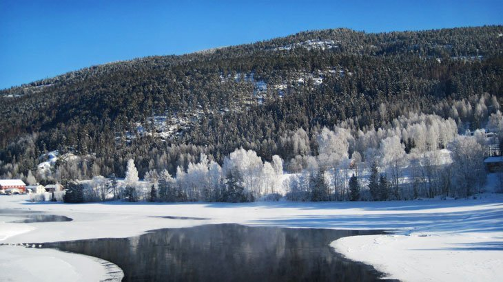 Norway – Norefjell, Skiing and Comfort