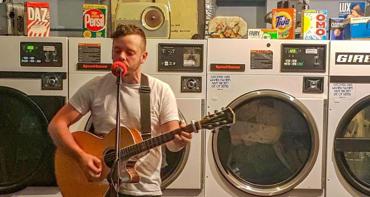 Launderette Sessions, Durham – A Unique Gig Venue