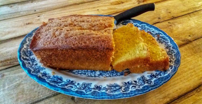 Lemon Drizzle Cake Recipe – Simple, Moist and Zingy