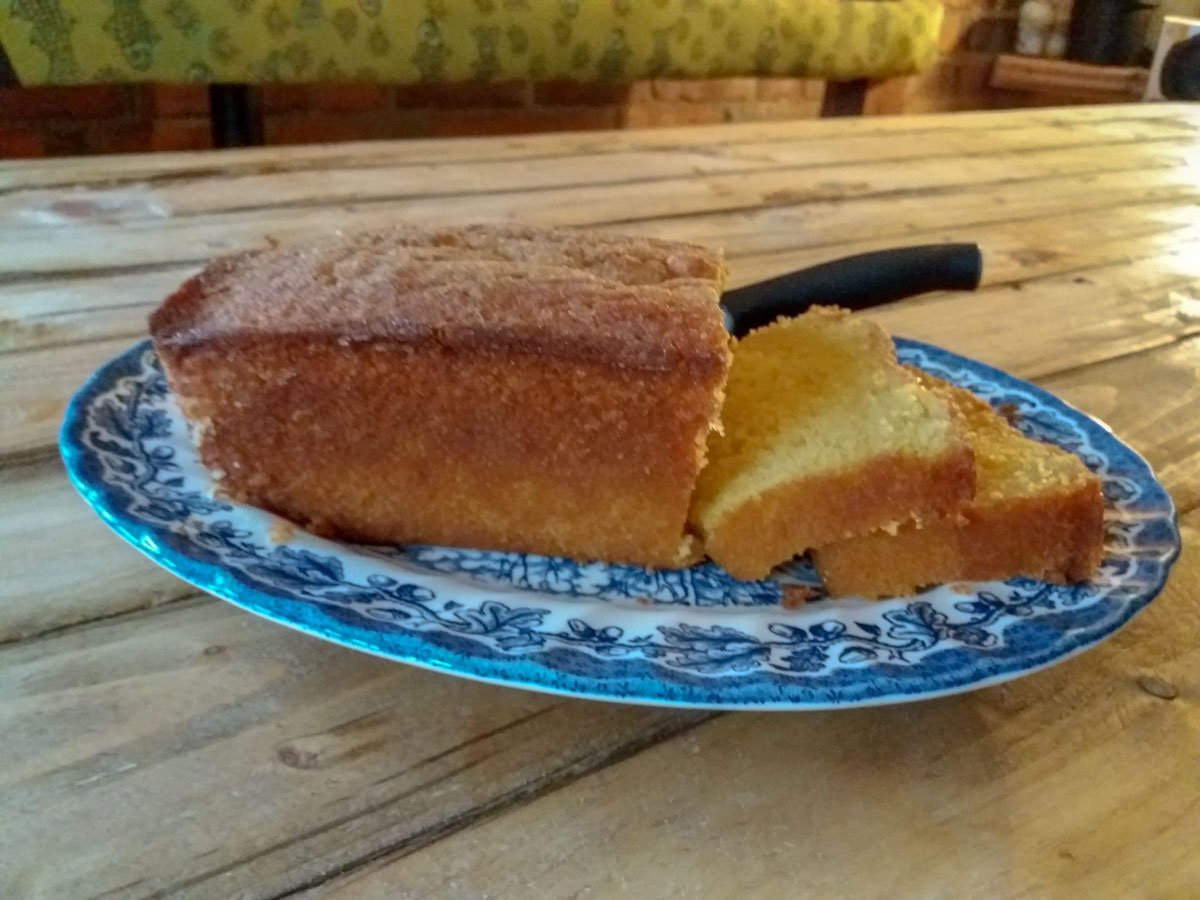 lemon-cake-recipe Lemon Drizzle Cake Recipe - Simple, Moist and Zingy