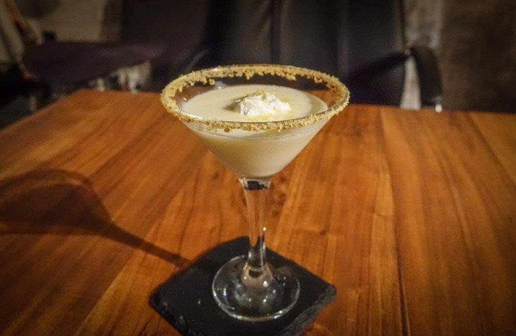 lemon-cocktail-3 Lemon Meringue Cocktail