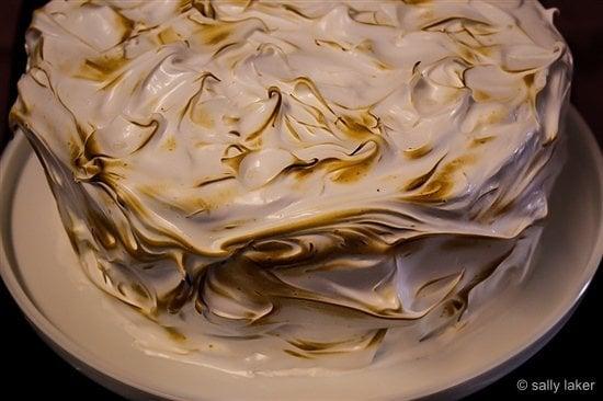 lemon-meringue-5-cake Luscious Lemon Meringue Cake