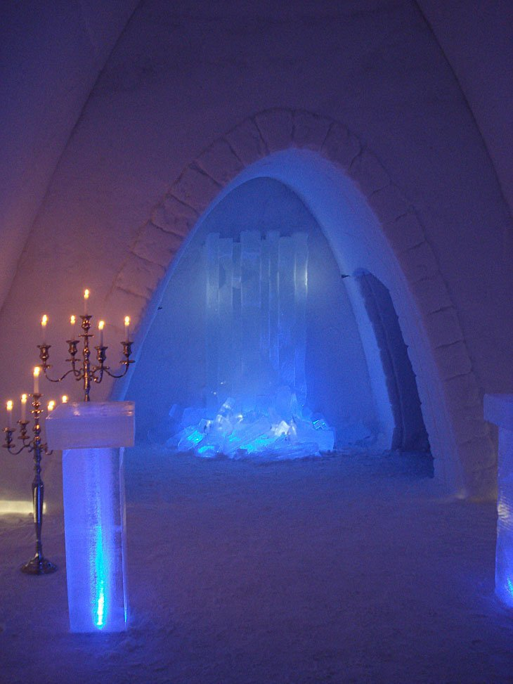 Norway Lillehammer Icehotel