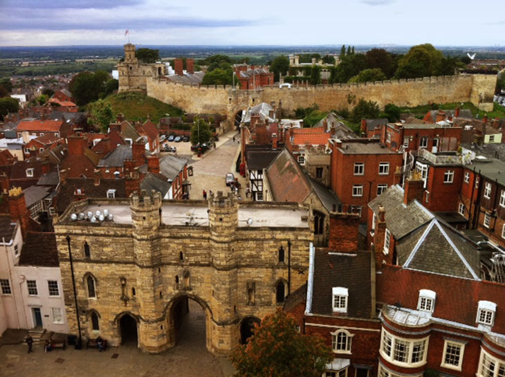 Lincoln – A Grand Jewel of Britain