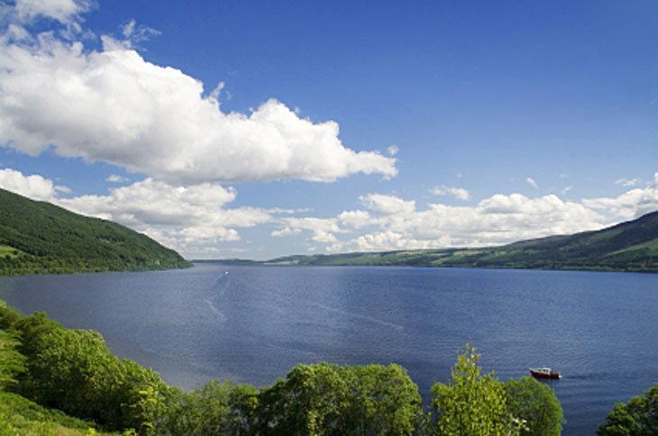 lochness1 Beautiful Britain – A Loch, A Jurassic Coast and A Welsh Isle