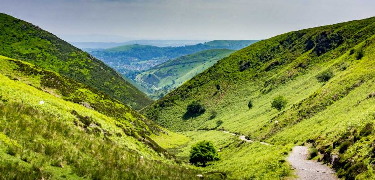 Walk The Long Mynd Valleys To Pole Bank – Shropshire