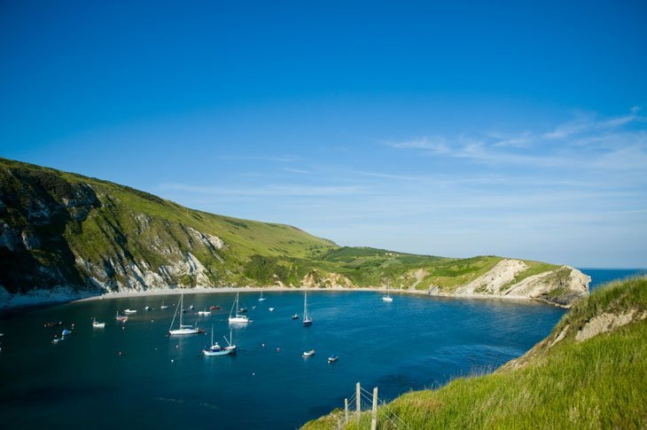 lulworth Beautiful Britain   A Loch, A Jurassic Coast and A Welsh Isle