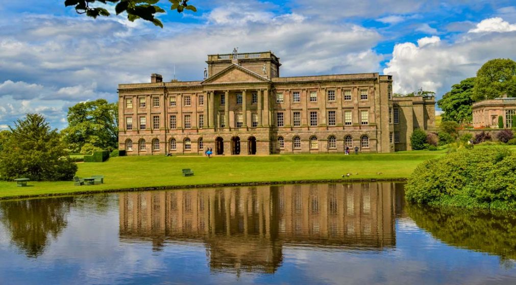 Lyme Hall and Park