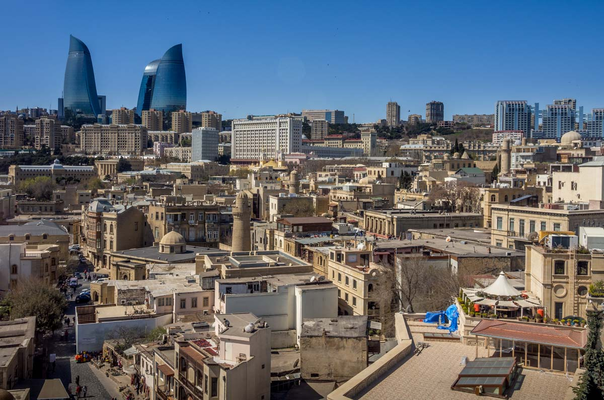 maiden-tower-baku-5 Azerbaijan - The Maiden Tower, Baku