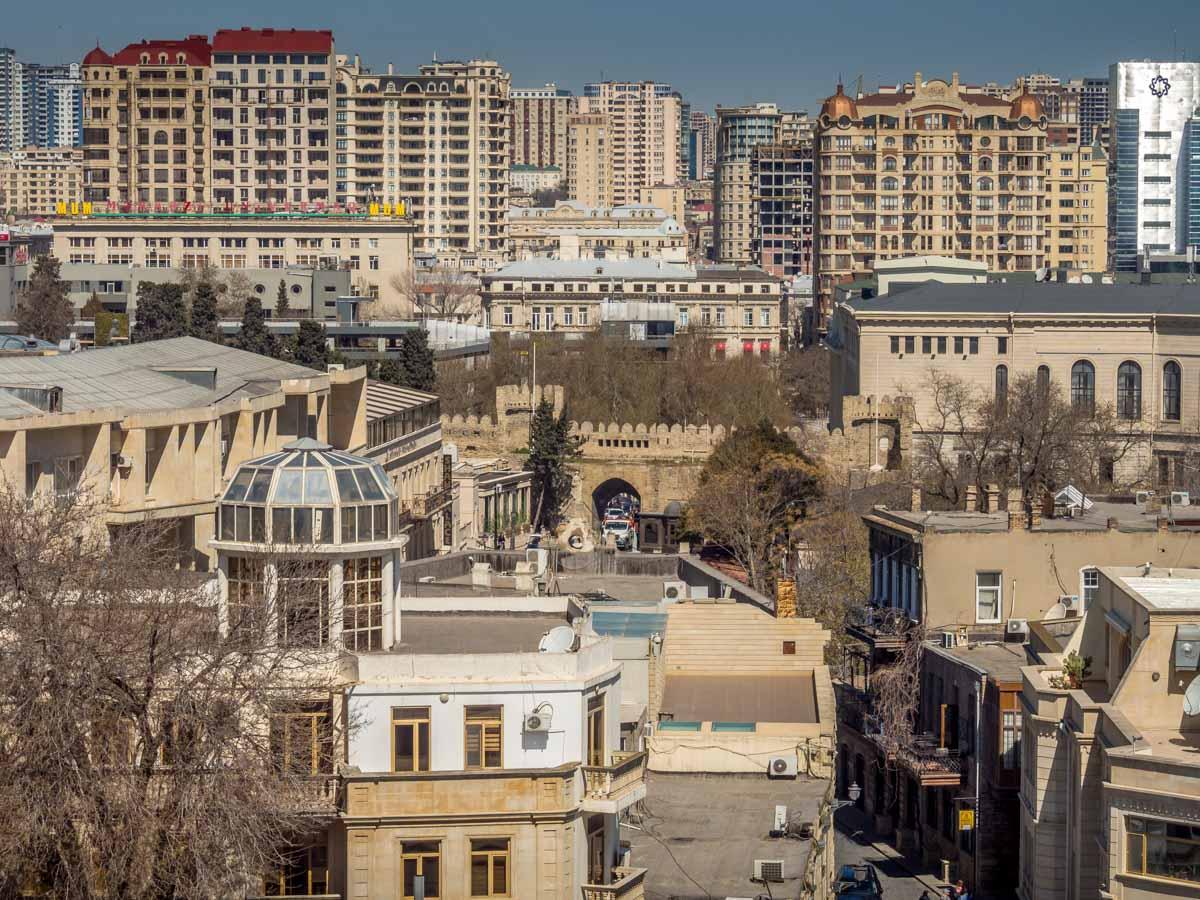 maiden-tower-baku-7 Azerbaijan - The Maiden Tower, Baku