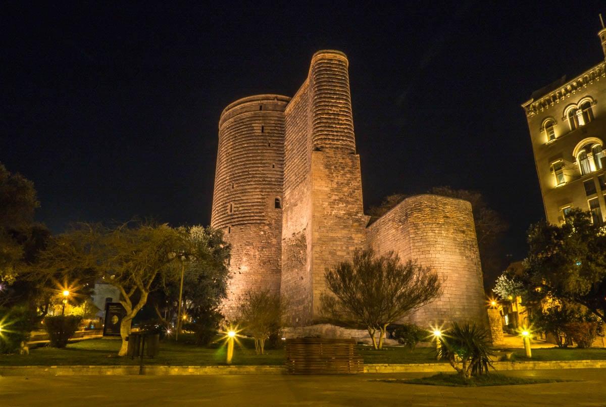 maiden-tower-baku-8 Azerbaijan - The Maiden Tower, Baku