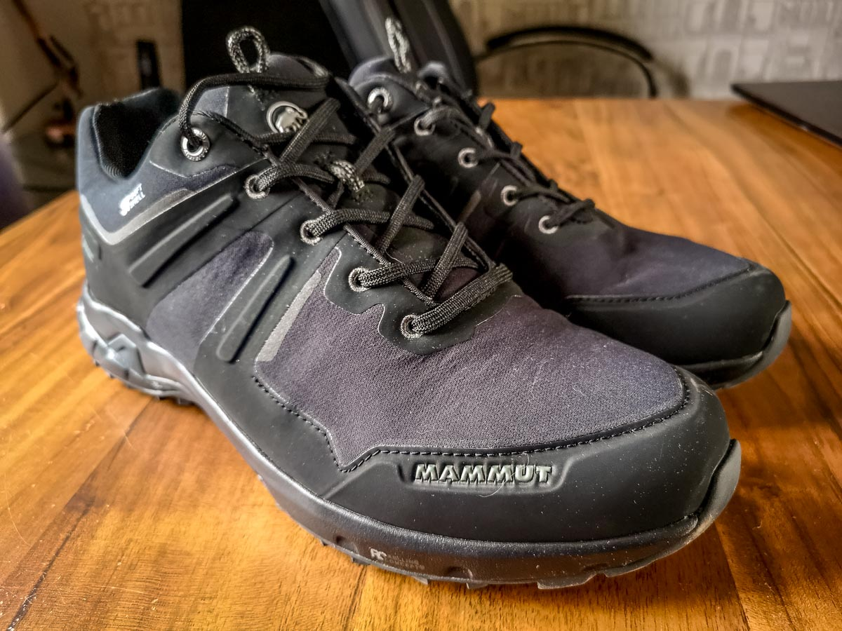 mammut-shoes-1-2 Mammut Ultimate Pro Low GTX Hiking Shoes from Go Outdoors