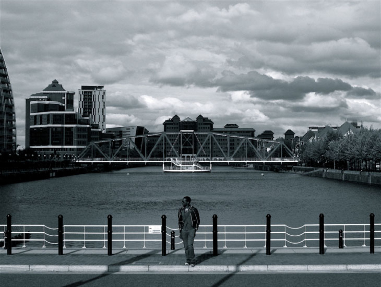 Your Britain: Media City UK (Manchester) by Gianluca Vecchi