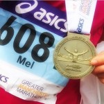 Running The Manchester Marathon