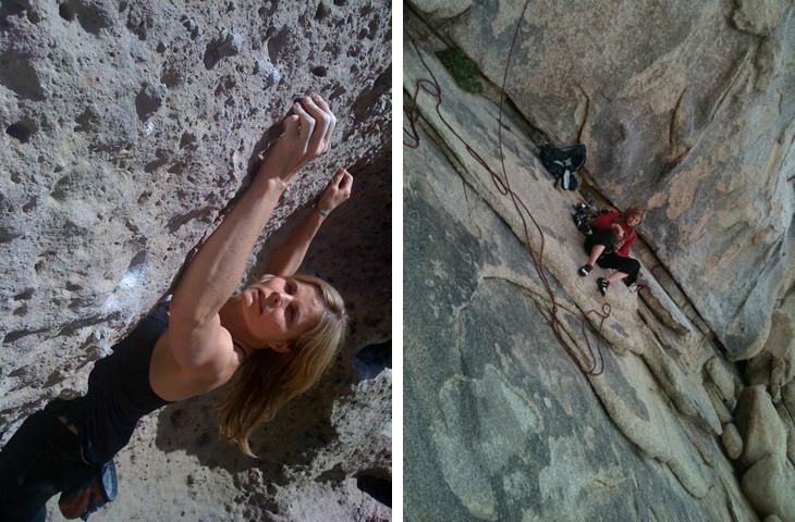 mariel2 Climbing High by Mariel Hemingway