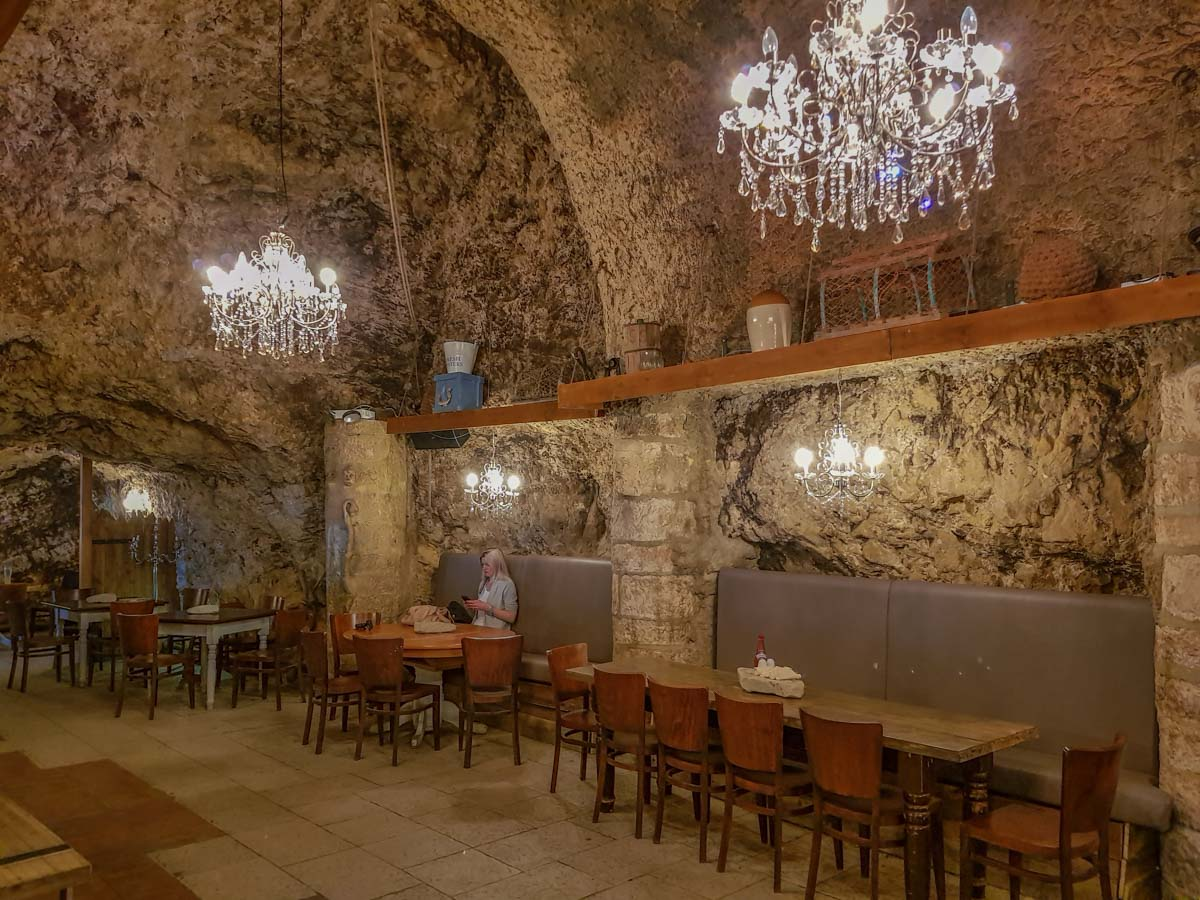 Marsden Grotto - The Cave Bar In The Cliff