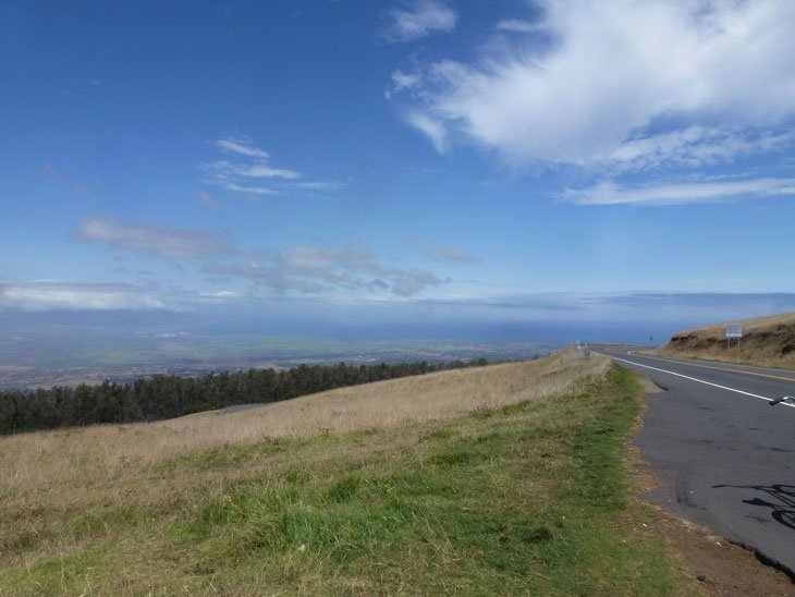 Maui - Bike Ride Down A Volcano