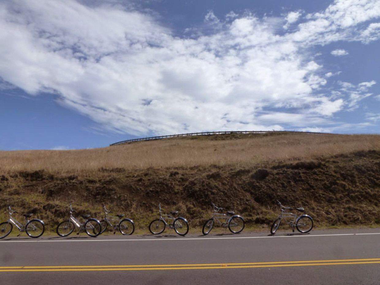 Maui – Refresh With a Bike Ride Down A Volcano