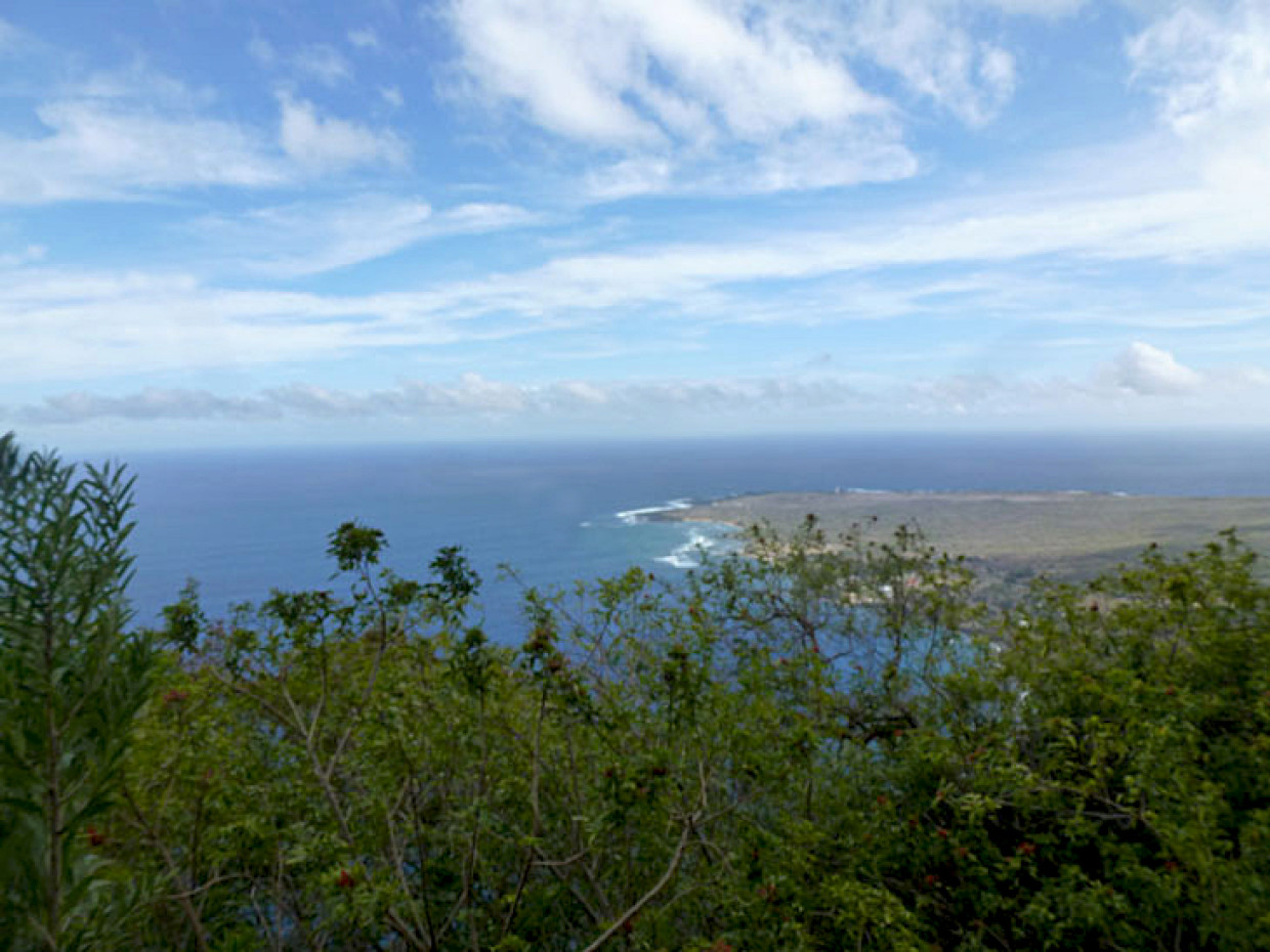Molokai – A Mule Down the Cliffs To The Kalaupapa Story