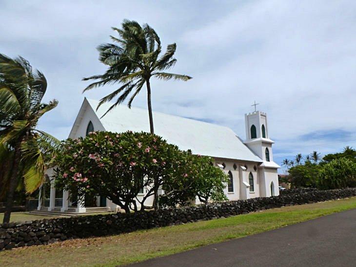 maui-6-161 Molokai – A Mule Down the Cliffs To The Kalaupapa Story