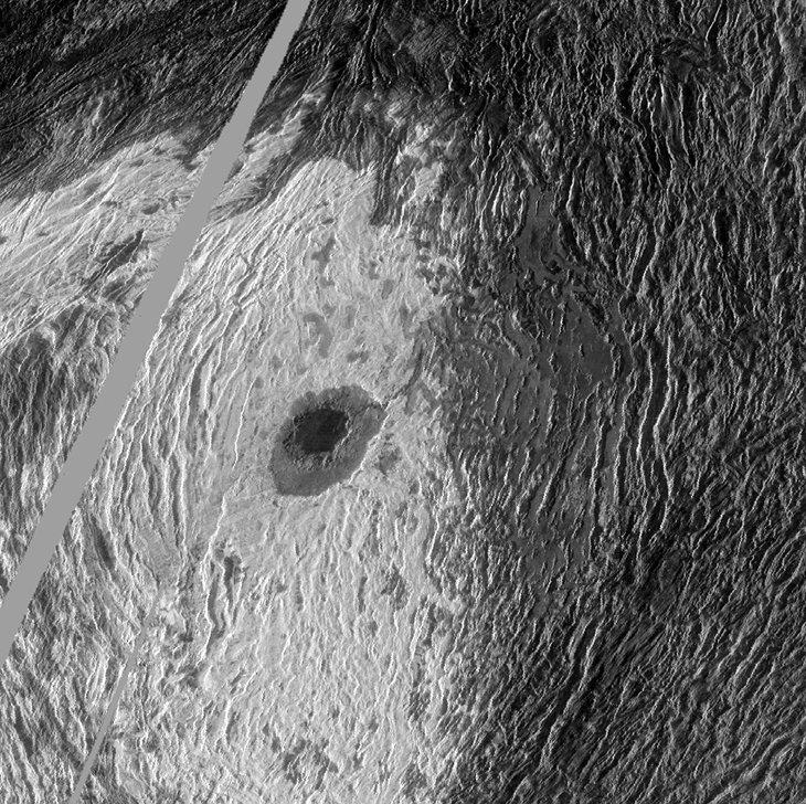 Maxwell Montes - Venus