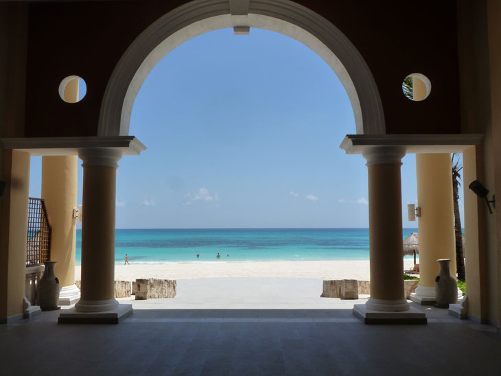 Mexico – Over and Into the Turquoise Sea