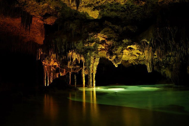 mex cave 130 Mexico   The Underground Paradise of Rio Secreto