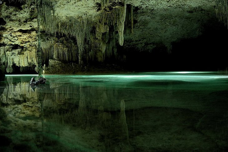 Mexico – The Underground Paradise of Rio Secreto