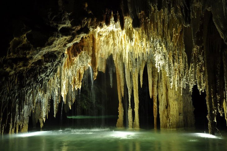 mex cave 134 Mexico   The Underground Paradise of Rio Secreto