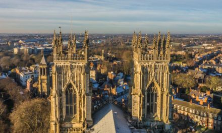 Views From York Minster Central Tower
