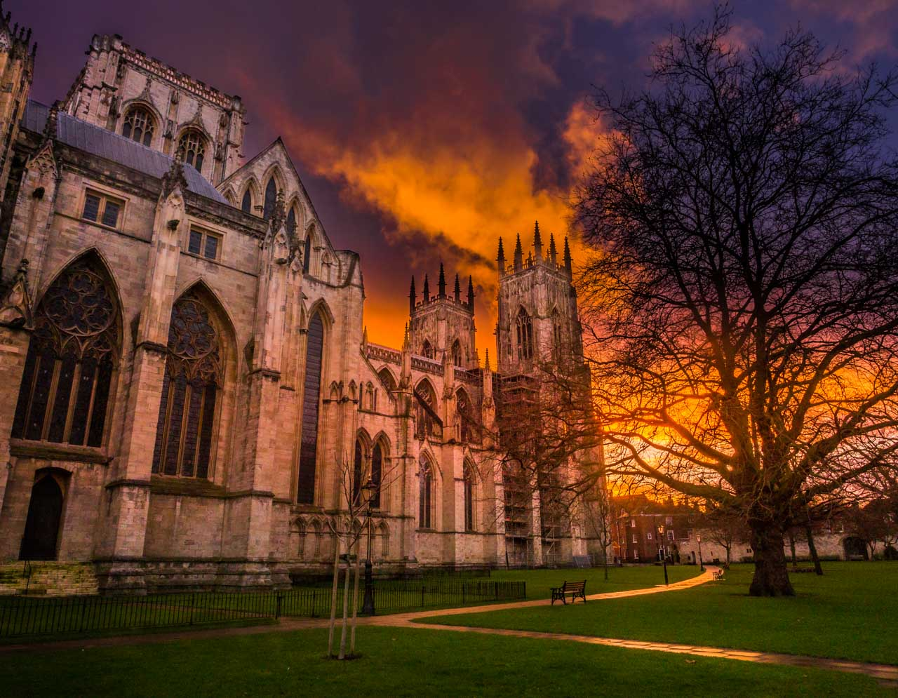 minsun Colours and Photos Around York