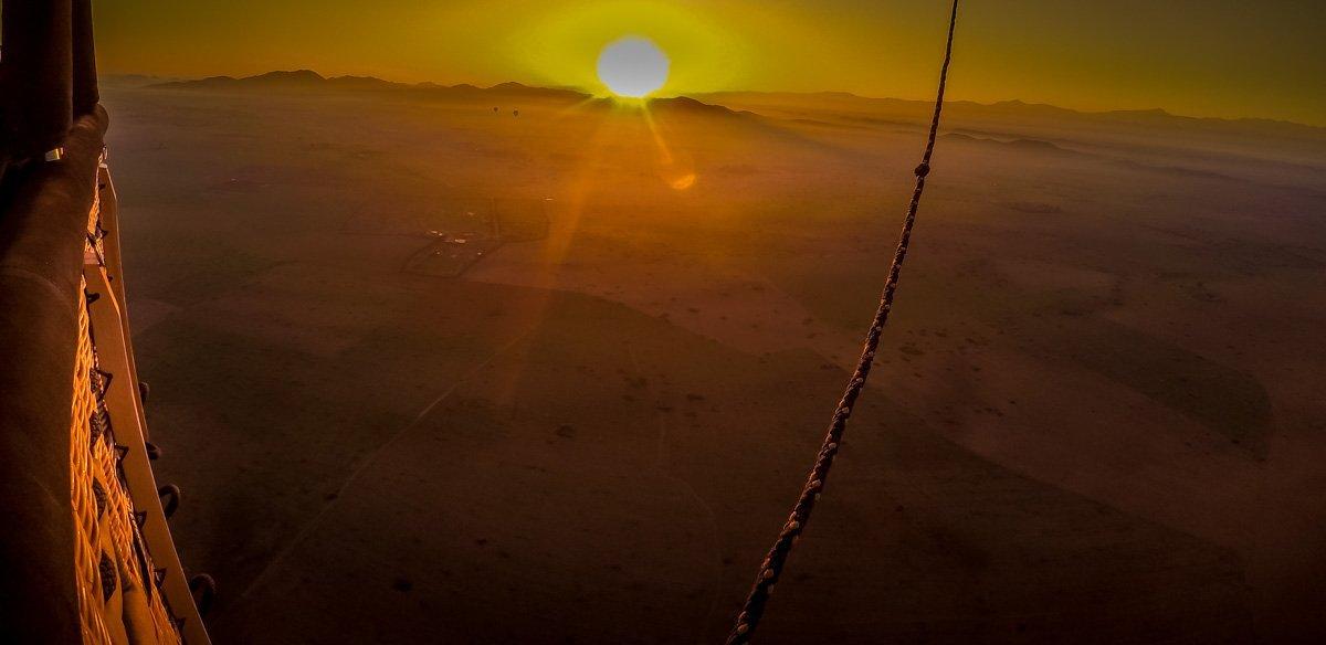 morocco-4 Marrakech by Balloon and Camel