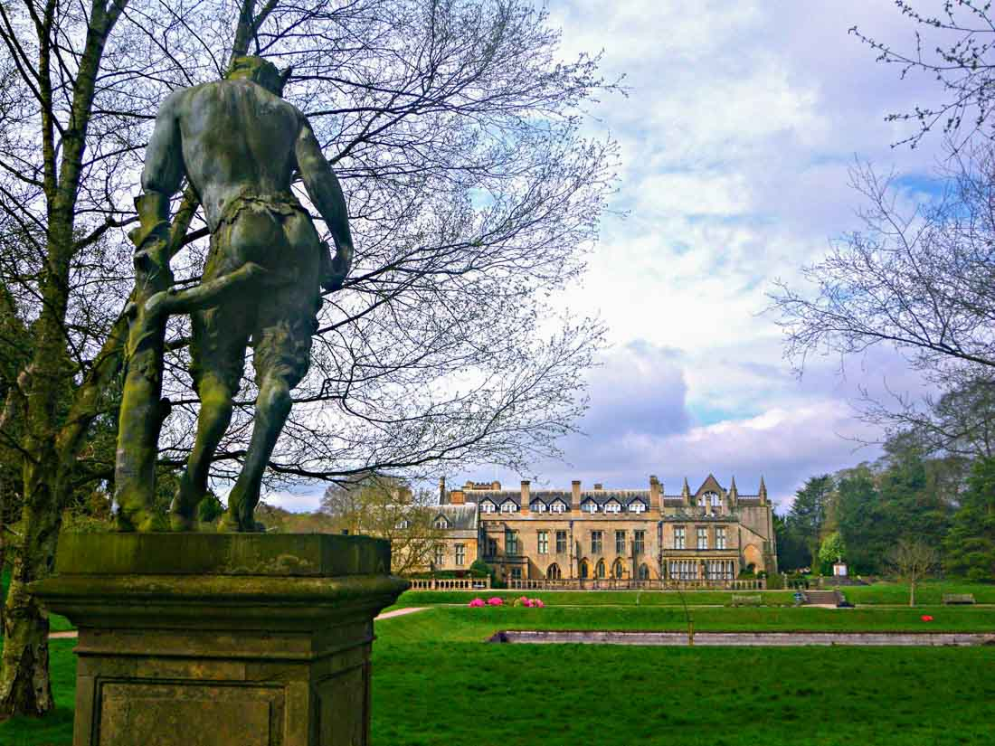 newstead-abbey-7 Newstead Abbey – Roving through the gardens in the footsteps of Lord Byron