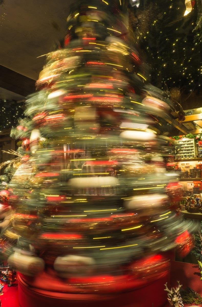 A Christmas Evening Walk Around York